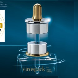 Virospacks award-winning magnetic dropper
